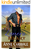 The Loner's Heart (Hearts of Wyoming Book 4)