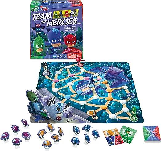 Ravensburger PJMasks Team of Heroes Game