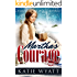Mail Order Bride: Martha's Courage: A Mallory Miracle Christmas Historical Western Romance (Three Wise Men Inspirational Pioneer Christmas Romance Book 2)