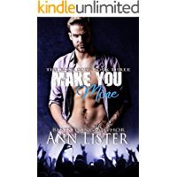 Make You Mine (The Rock Gods Book 3) book cover