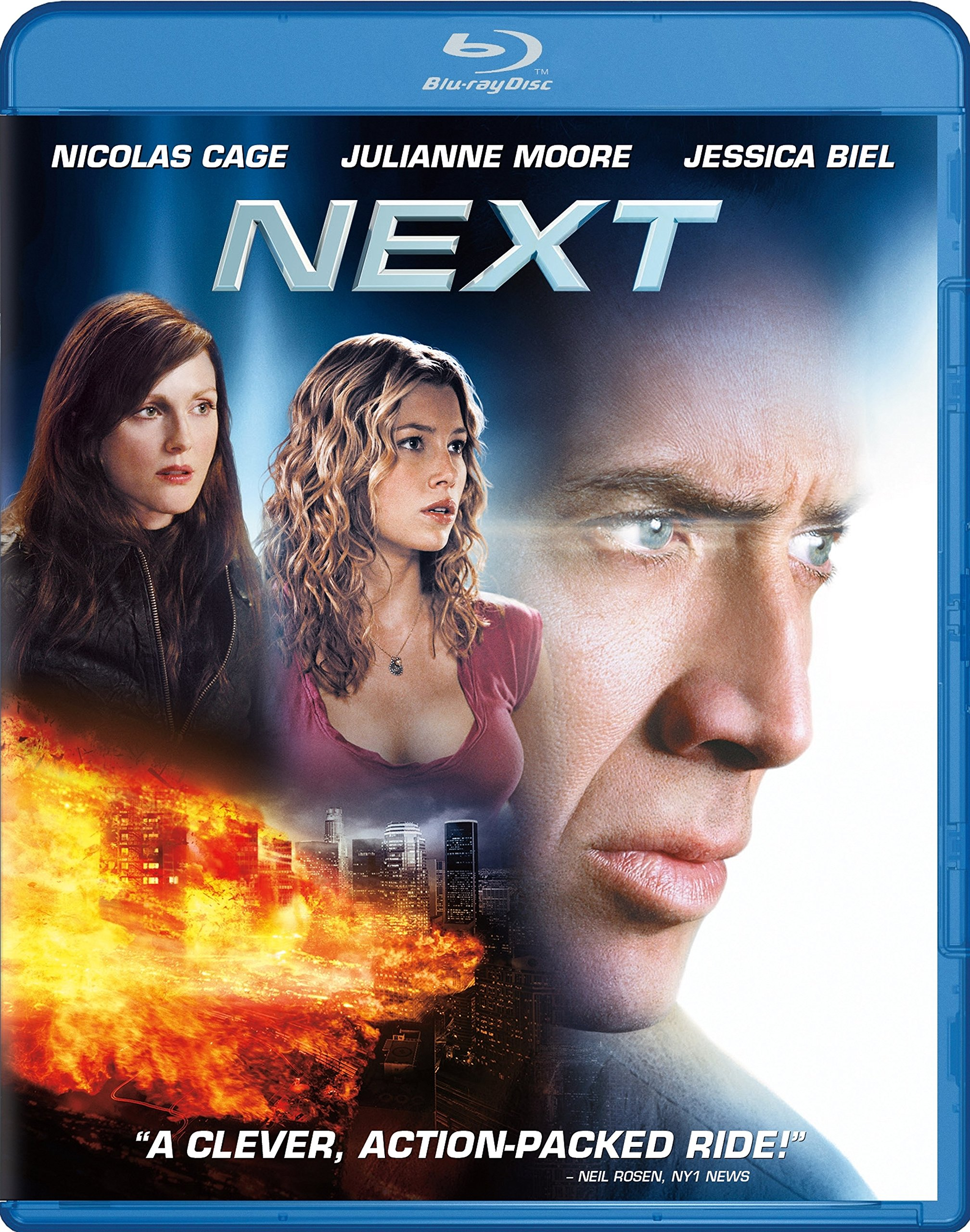 Blu-ray : Next (Widescreen, Dolby, AC-3)