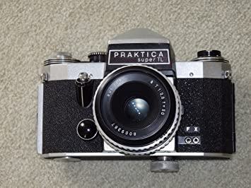 Praktica super tl fx carl zeiss model hands on and samples youtube