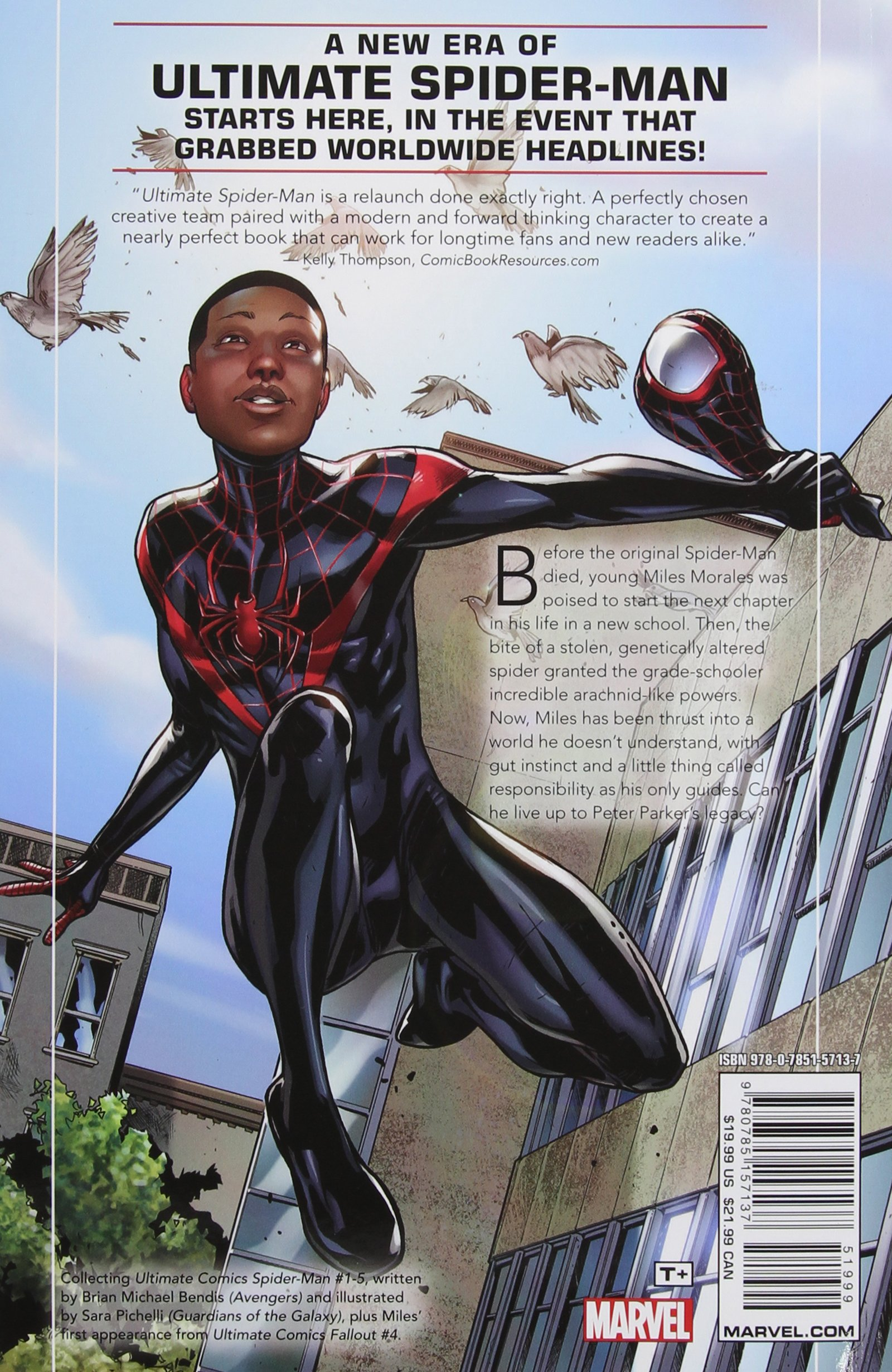 Ultimate Comics Spider-Man by Brian Michael Bendis - Vol  1