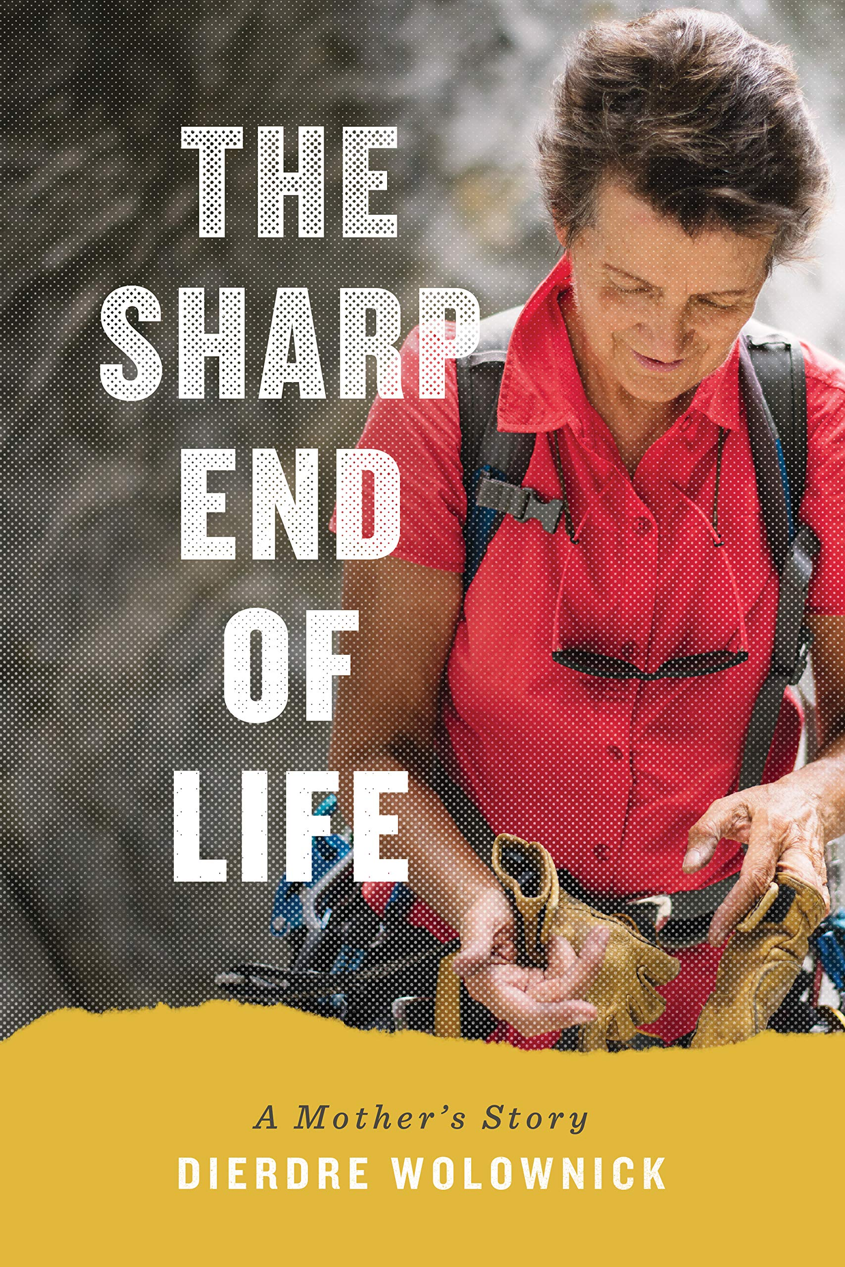 Image result for the sharp end of life a mother's story