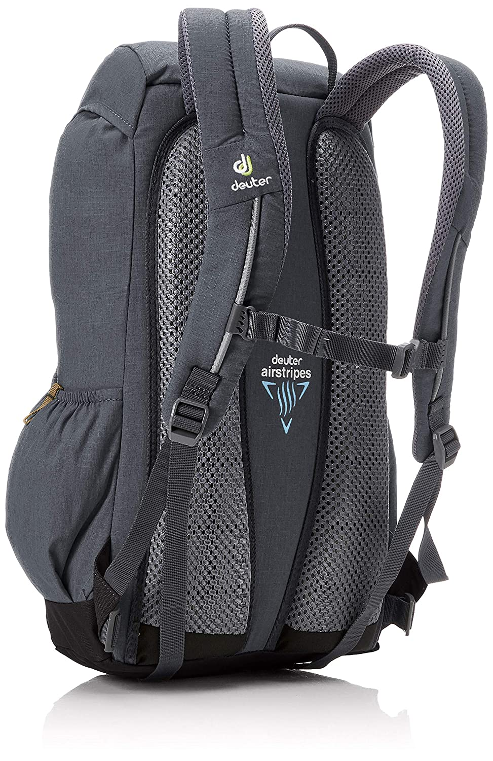 d90ab387d77 Amazon.com : Deuter Walker 24 Backpack, Anthracite/Black, 24-Liter : Sports  & Outdoors