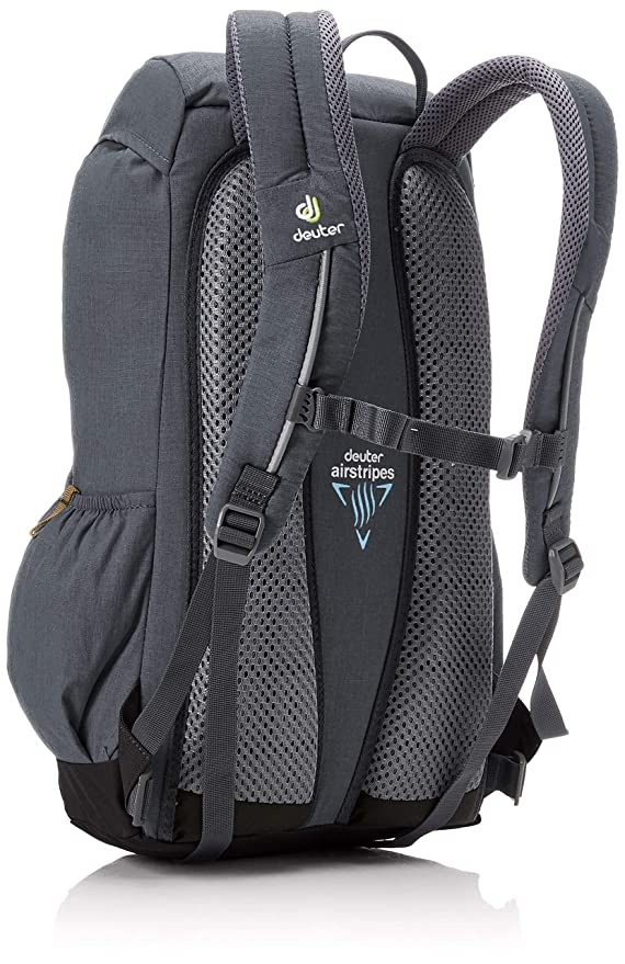 Amazon.com: Deuter Walker 20 Backpack, Anthracite/Black, 20-Liter: Sports & Outdoors