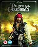 Pirates of the Caribbean: On Stranger Tides (Limited Edition Artwork Sleeve) [Blu-ray] [Region Free]