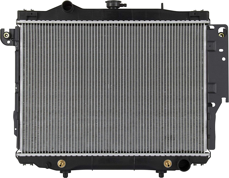 Spectra Premium CU981 Complete Radiator for Dodge Dakota