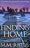 Finding Home (Time in Yellowstone Book 4)