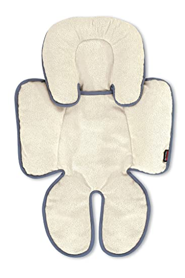 Britax Head And Body Support Pillow For Car Seats Strollers Iron Grey
