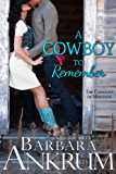 A Cowboy to Remember (The Canadays of Montana Book 1) (English Edition)