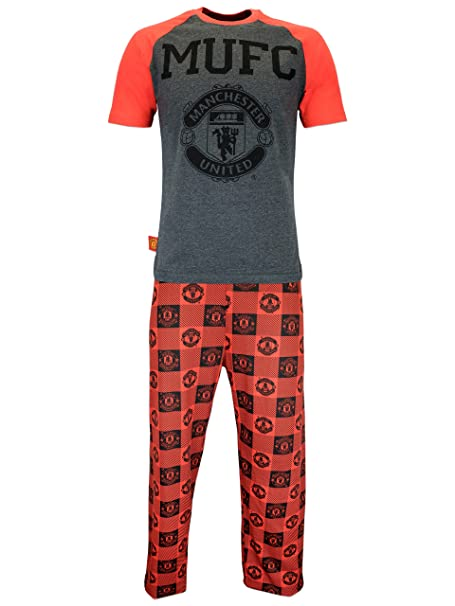 Manchester United - Pijama para Hombre - Manchester United FC Small