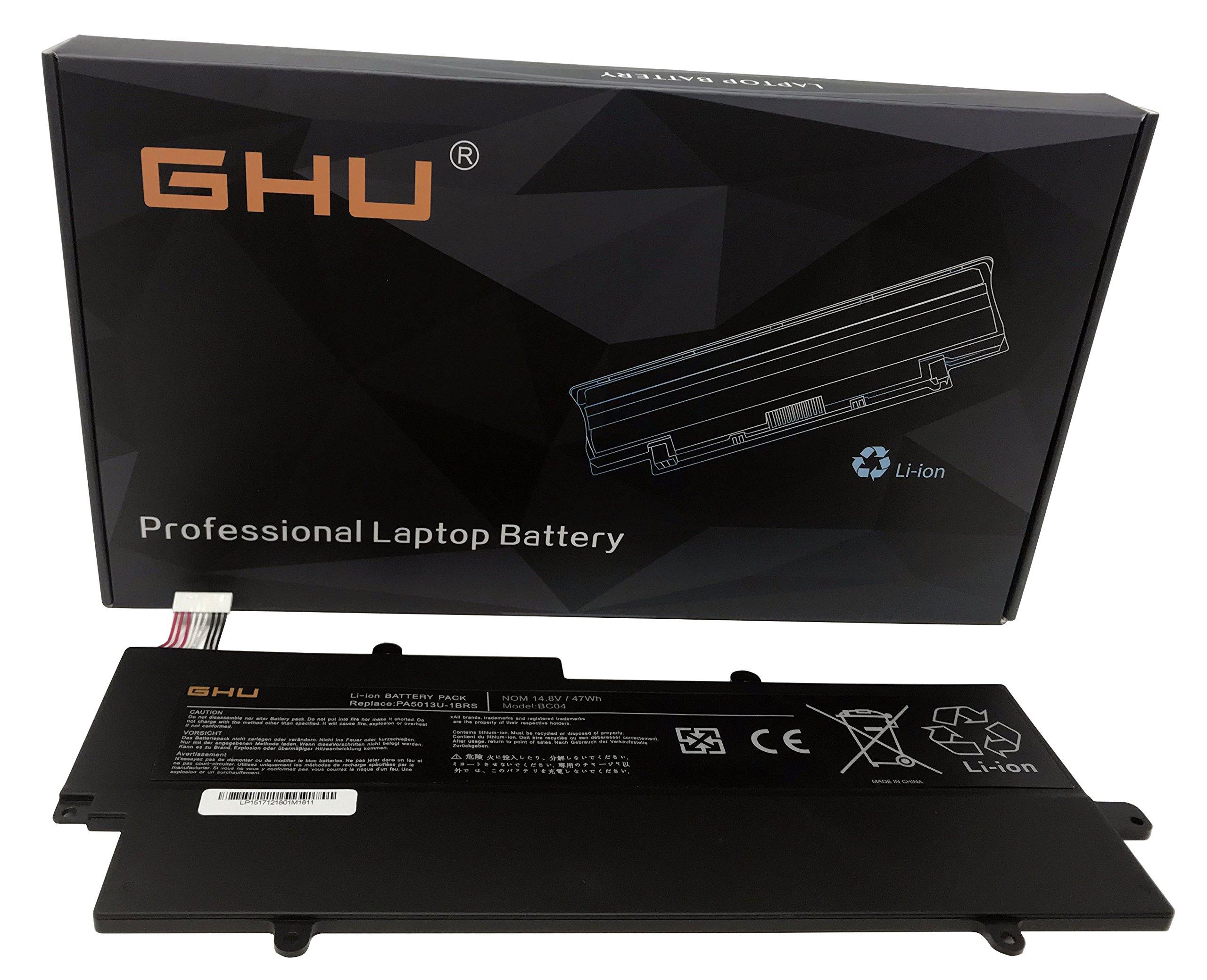 Bateria GHU PA5013U-1BRS para Toshiba Portege Z830 UltraBook Series Z830-10P Z830-BT8300 Z830-S8301 Z830-S8302 Z835 Z930