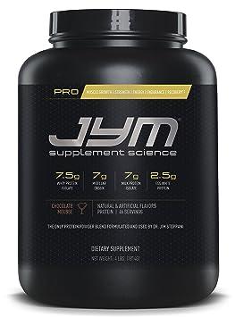 JYM Supplement Protein - Best Casein Protein for Weight Loss