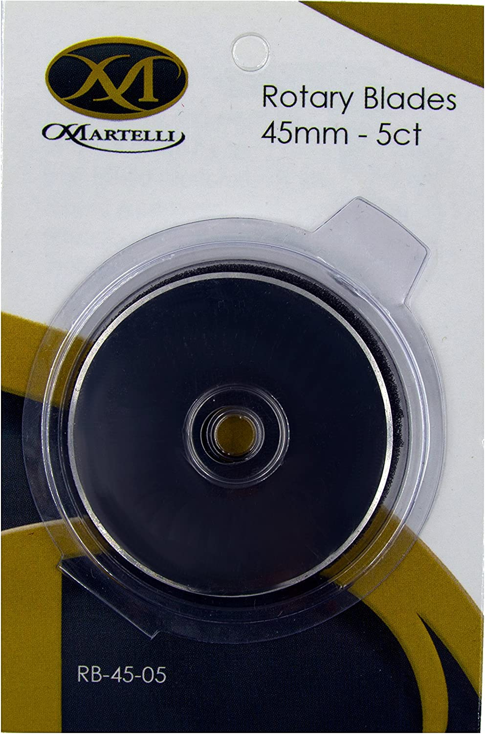 - 45 Millimeters RB45-5 5 Per Package 45mm x 5 OLFA Rotary Blade Refill
