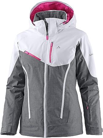 Bestbewertet authentisch heißes Produkt Vereinigte Staaten Schöffel Damen Skijacke grau 46: Amazon.de: Sport & Freizeit