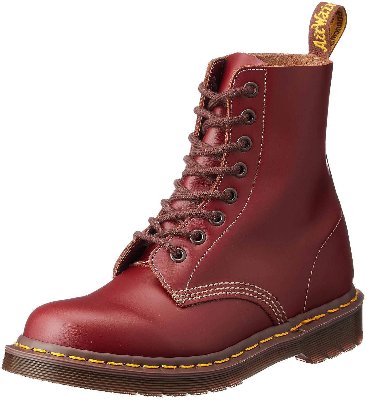 Dr. Martens 1460Z Quilon OXBLOOD Unisex-Erwachsene Combat Stiefel