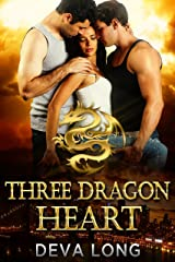 Three Dragon Heart: Paranormal BBW Menage Dragon Romance Kindle Edition