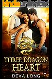 Three Dragon Heart: Paranormal BBW Menage Dragon Romance