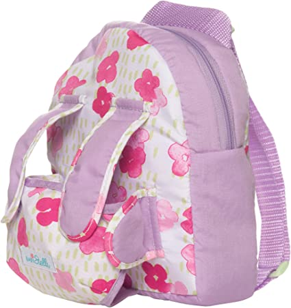 Manhattan Toy Baby Stella Backpack Carrier Doll Accessory