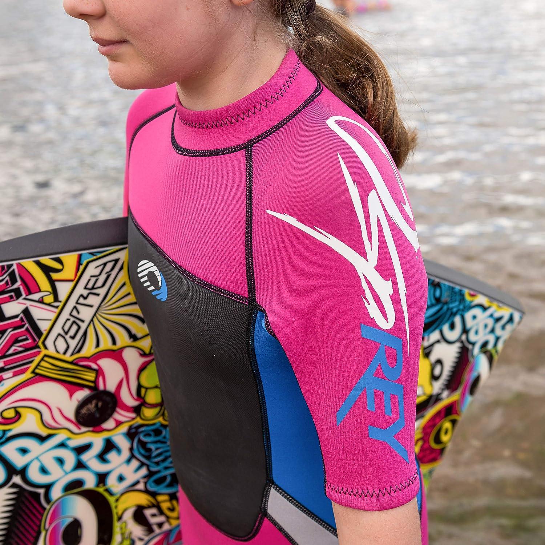 Osprey Girl s Origin Corto 3//2/mm Verano Traje