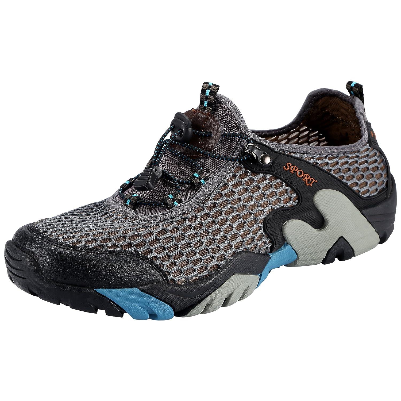 Padcod Chaussure Randonnee Hommes Basse Sport Running Escalade Militaire London en Maille...
