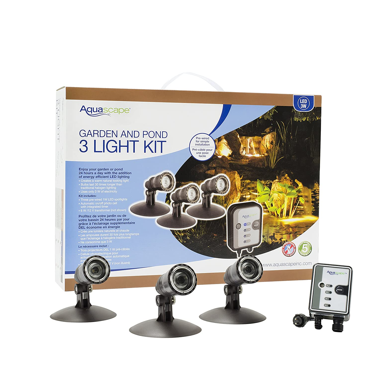 Beautiful Led Landscape Lighting Kits