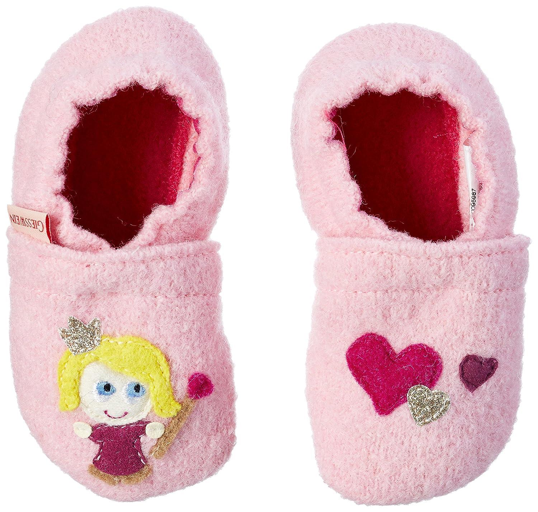 Giesswein Baby Madchen Bocholt Lauflernschuhe Amazon De Schuhe