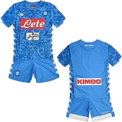 SSC Napoli kit match enfant/3e maillot