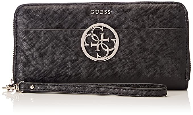 3e59810b35 Image Unavailable. Image not available for. Color  GUESS Girl s Kamryn Zip-Around  Wallet