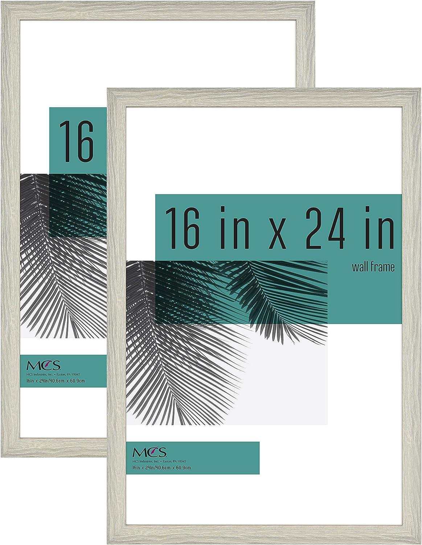 w Mar Resistant Framing Acrylic Maple 12 x 18 Gallery Frame