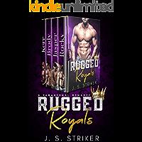 Rugged Royals: A Paranormal Romance (English Edition)