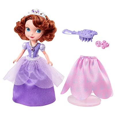 Disney Sofia The First Perfect Princess Curtsy Doll: Toys & Games
