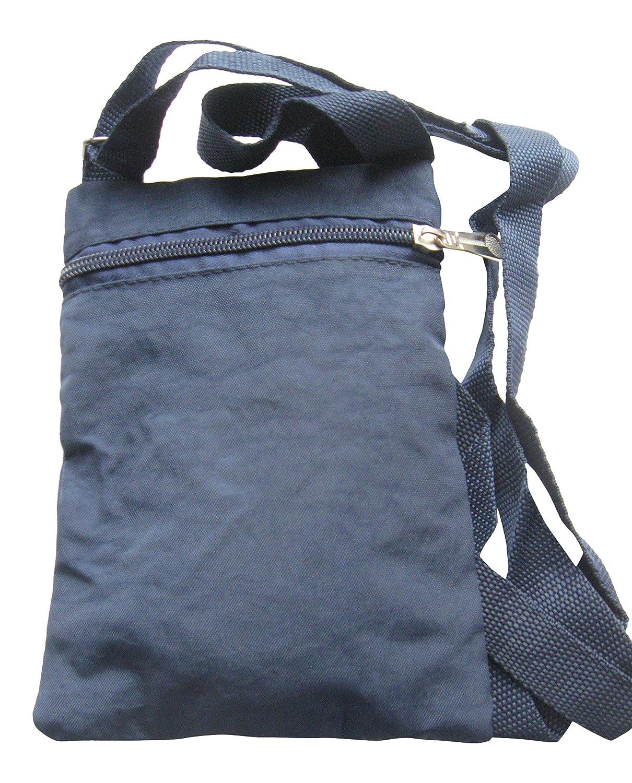 Ultra pratique pour homme/femme en cuir souple Nappa épaule/sac de voyage/de transport avec bandoulière amovible vpMyl