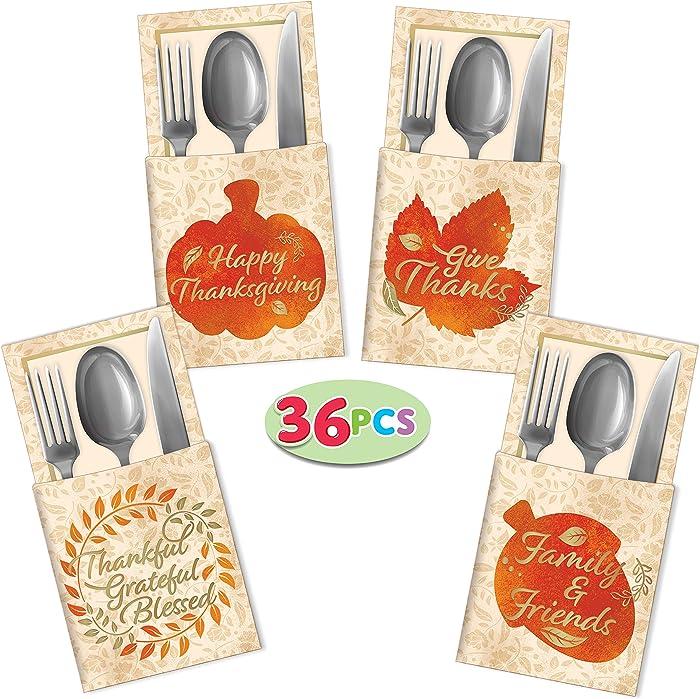 Top 8 Thansgiving Table Decor
