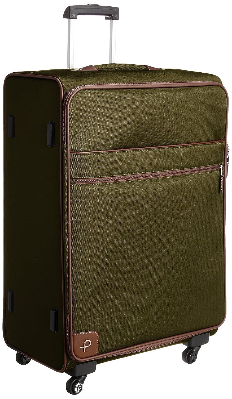 [プロテカ]Proteca 日本製スーツケース ソリエII 71L 4.9kg ストッパー付 TSA南京錠 B00TTHH7WE カーキ カーキ