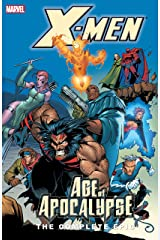 X-Men: The Complete Age of Apocalypse Epic Book 2 (X-Men: Age Of Apocalypse Epic) Kindle Edition