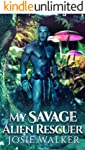 My Savage Alien Rescuer (Parallel Dimensions Book 1)