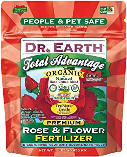product image for Dr. Earth Organic & Natural MINI Total Advantage Rose & Flower Fertilizer ( 1 lbs )