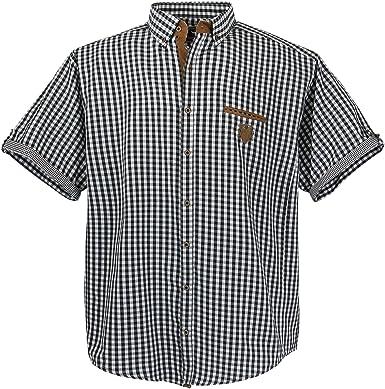 Camisa de cuadros para tiempo libre 1129WB (3XL): Amazon.es: Ropa y accesorios