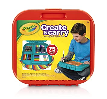 Review Crayola Create 'n Carry