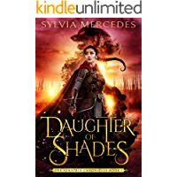 Daughter of Shades (The Venatrix Chronicles Book 1) book cover