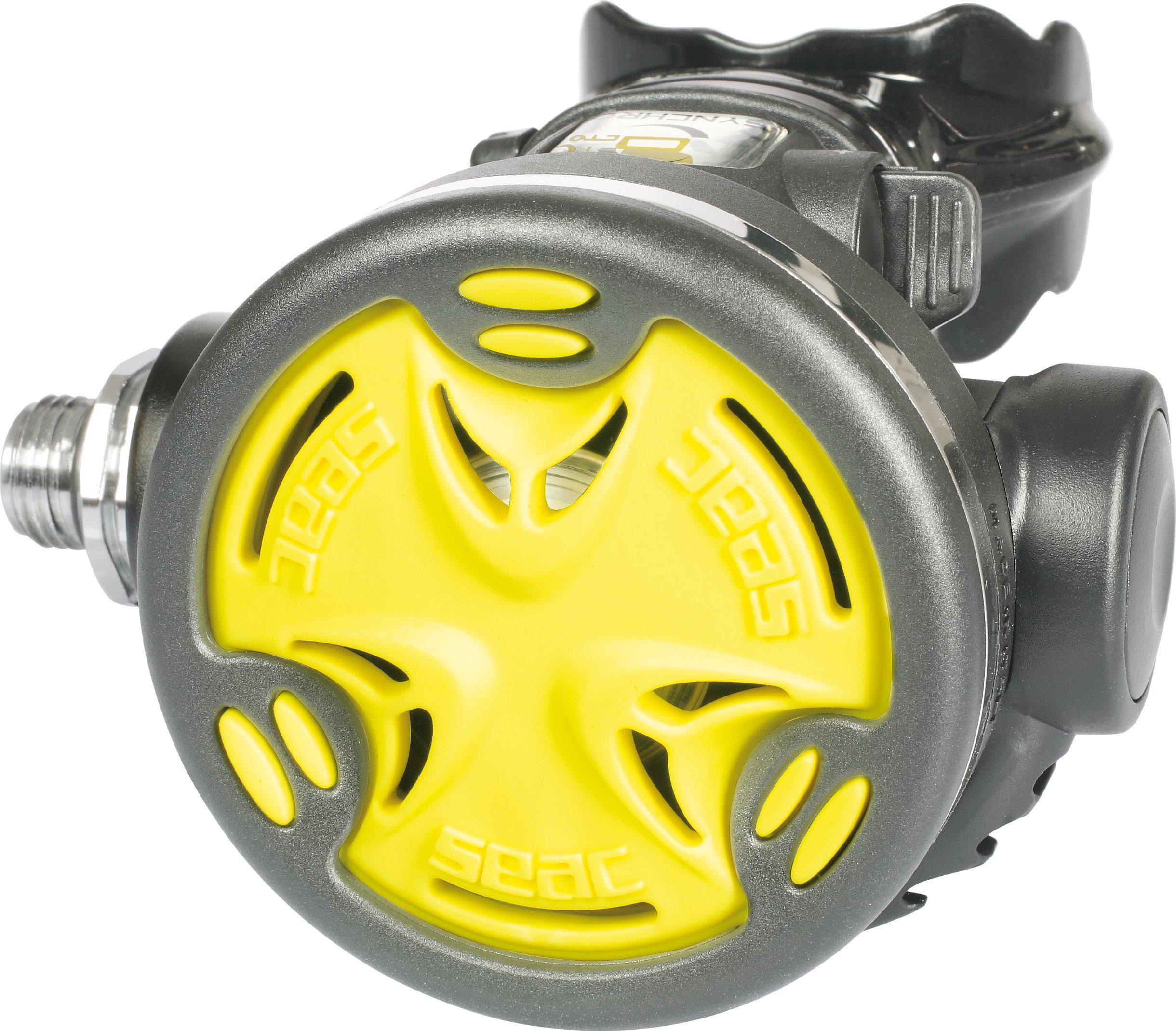 SEAC Scuba Diving Octo Synchro Regulator