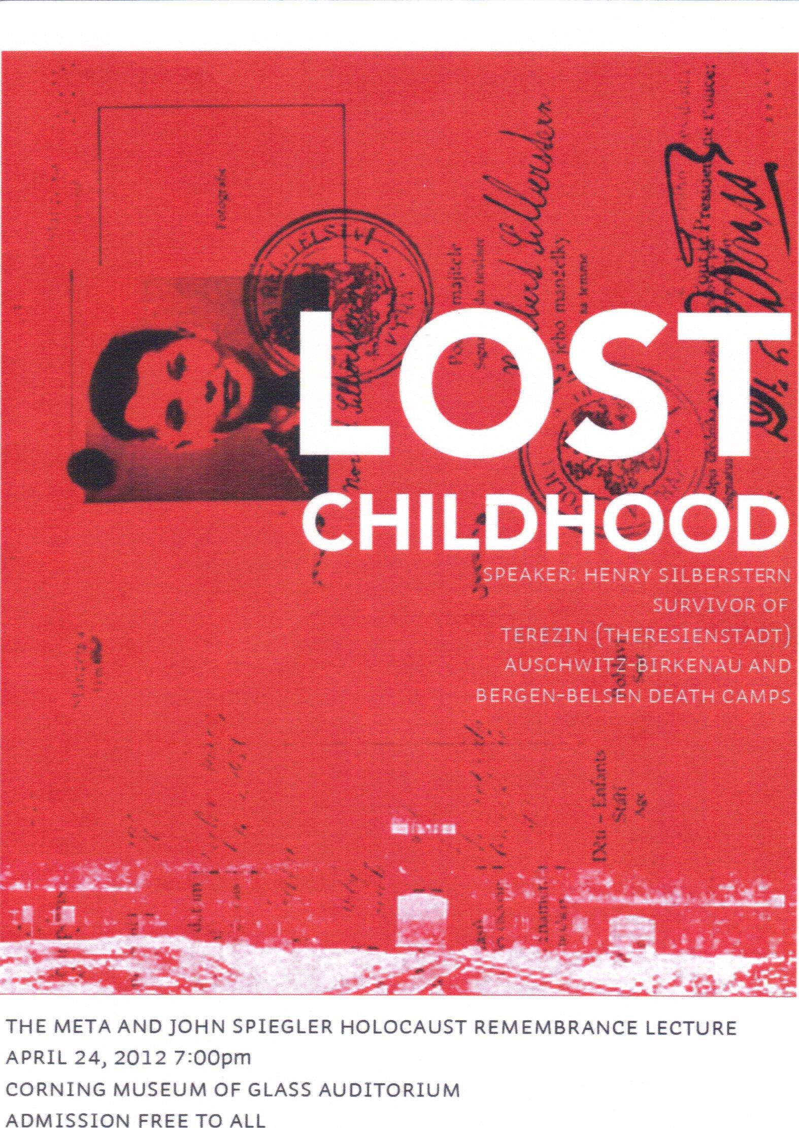 Read Online Lost Childhood: A Memoir ebook