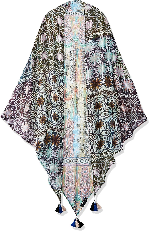 Laundry By Shelli Segal Women Fashion Scarves Lightweight Scarf Wrap Shawl