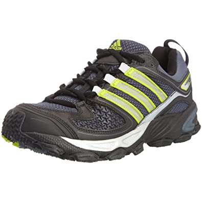 official photos 38081 5735a adidas Response Trail 17 M – Chaussures Trail Homme – Onyx Black Green Black