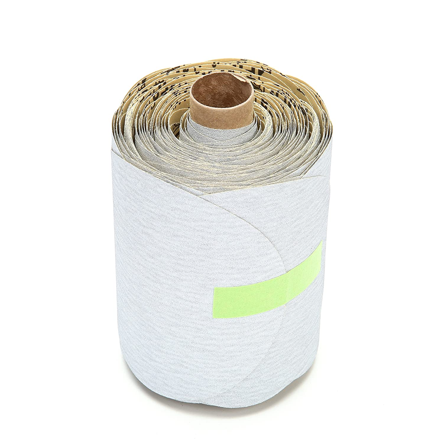Silicon Carbide 3M Stikit Paper Disc Roll 426U Gray 5 Diameter 150 Grit Roll of 175