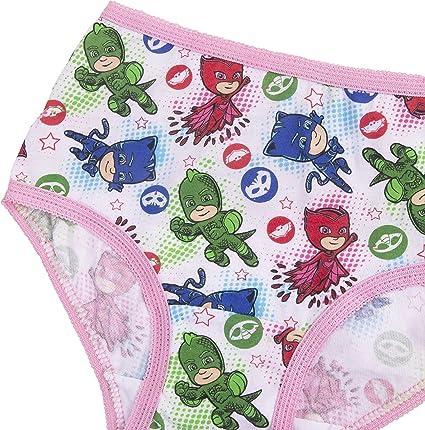 PJ Masks Mask Toddler Girl Multipacks Ropa Interior, PJ TG 10 ...