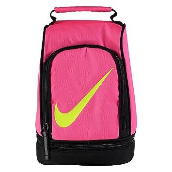 Nike 2546-A96 Bolsa, Rosa/Negro/Amarillo, S: Amazon.es ...