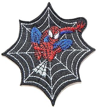 Spiderman Web superhéroe Marvel Comics pelicula Logo niño Polo ...